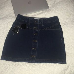 🍭 Pacsun Jean Mini Skirt  🍭
